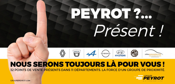 GROUPE PEYROT, PRESENT ! - Concession NISSAN Pamiers